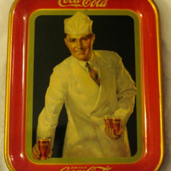 Coca-Cola Serving Tray - Coca-Cola