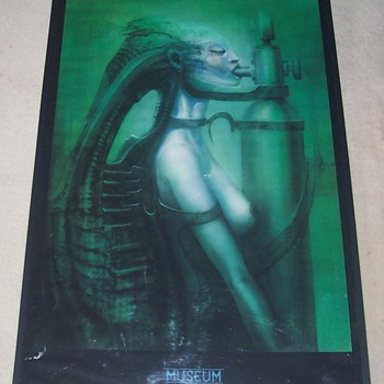 H.R. Giger poster #2 - Posters and Prints
