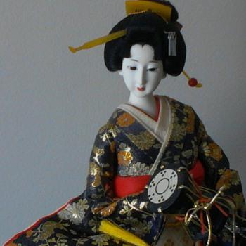 Tzusumi dancer - Dolls