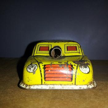 Riot Squad Tin Car. Arco - Toys