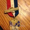 Vintage Unknown Medal