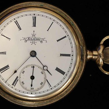Very Nice Elgin pocket Watch