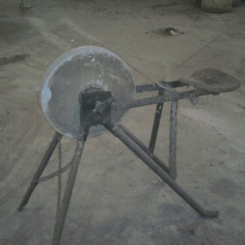 Grinding wheel ~ sit down model - Tools and Hardware
