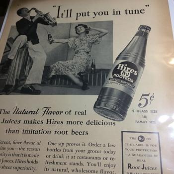 Real Juice Barker - Advertising