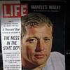 Life Magazine 1964  Micky Mantile