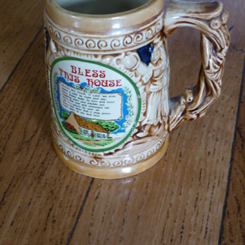 Bless this House English Tankard - Kitchen