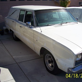 my 1967 dodge hearse - Classic Cars