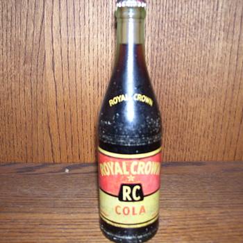 soft drink - Bottles