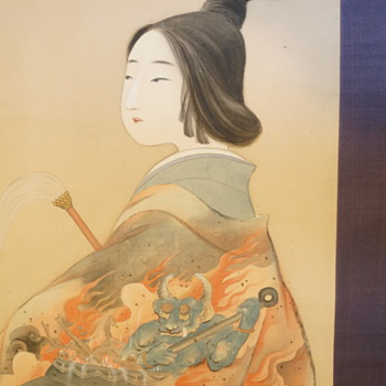 Scroll - Asian