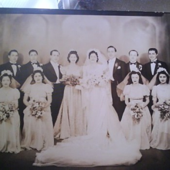 Mom & Dad's Wedding Photo - Photographs