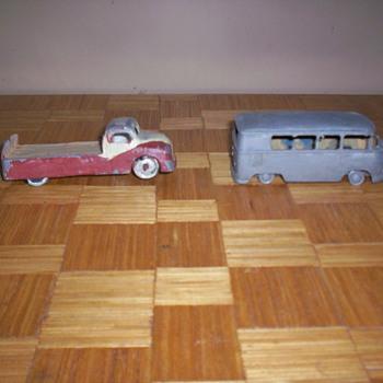 Old Wrecks - Toys