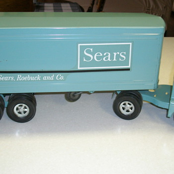 1970's Sears, Roebuck and Company Toy Truck - Model Cars