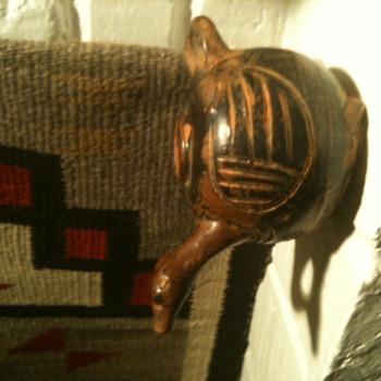 Two headed bird pottery??? - Pottery