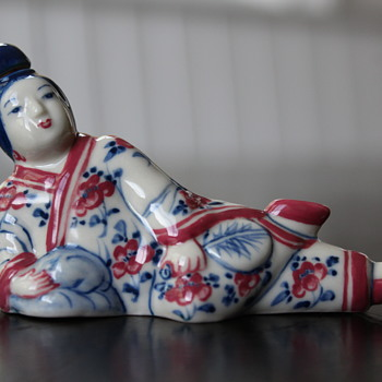 My China Doll Snuff Bottle