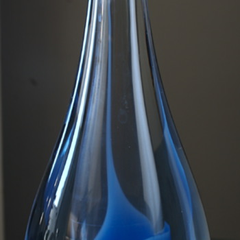 Scandinavian Vase? - Art Glass