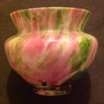 Small, Welz?, bowl - Art Glass