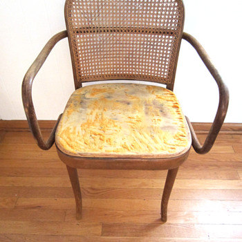 Caned Bentwood Chair - Furniture