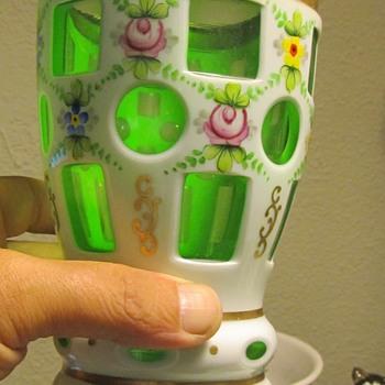 Awesome art glass vase  - Art Glass
