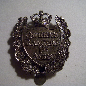 Rangers Pin - Military and Wartime