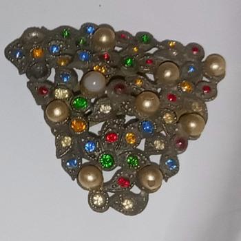 Shoe clip  - Costume Jewelry