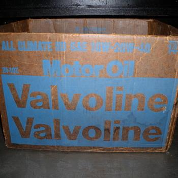 Valvoline  MULTI  10W 20W 40  carton - Petroliana