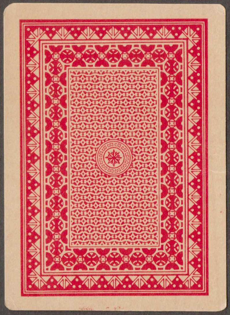 """Playing Cards """"Red Back"""" Made In India"""
