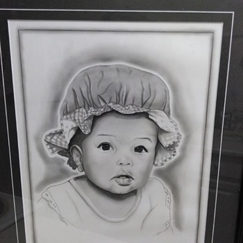 PENCIL DRAWINGS - Fine Art