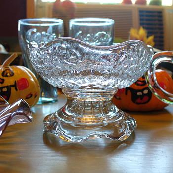 Salt Cellar? - Glassware