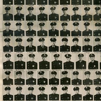 Milwaukee Police Dept. Photo - Photographs