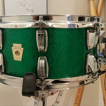 Ludwig Snare Drum, Ryan Hoyle, Collective Soul. - Musical Instruments