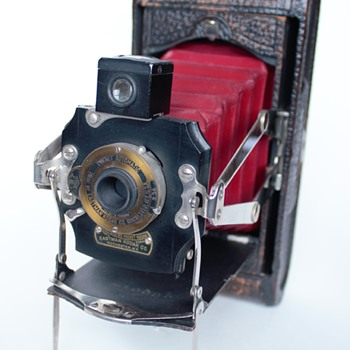 No. 1a Folding Pocket Kodak - Model C - Cameras