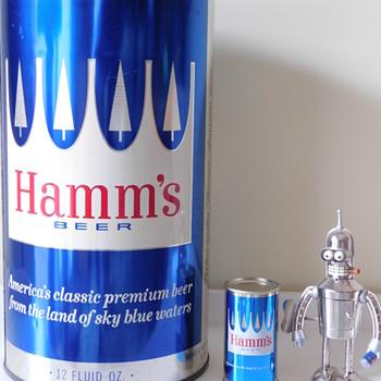 1960s Hamm's.....Pine Tree Design - Advertising