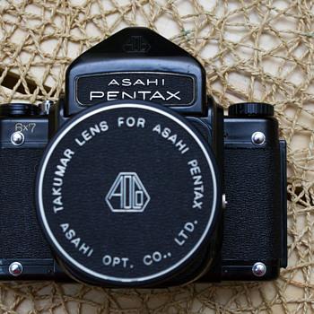 Pentax 6x7, 1969 - Cameras