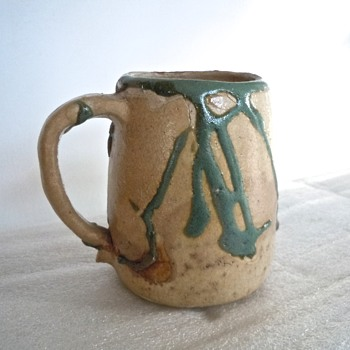 Another vintage Japanese Pottery Mug