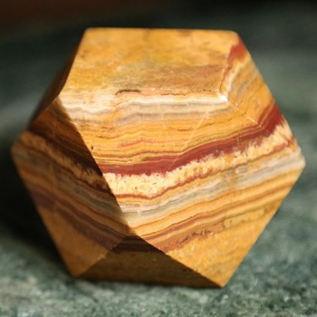Agate Dodecahedron? - Fine Jewelry