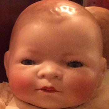 Where Ya goin' Doll with your big Head