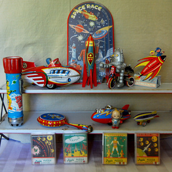 Space Toys - Toys