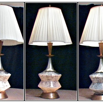 Mystery Table Lamp