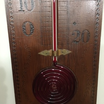 Scientific Apparatus thermometer