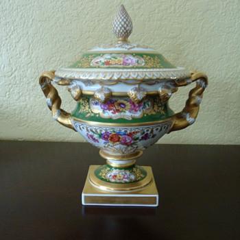 Vista Alegre Covered Urn - China and Dinnerware