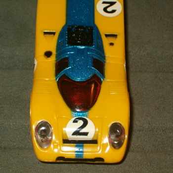 1/64TH PORSCHE 917 AFX NON MAGNA-TRACTION SLOT CAR - Model Cars