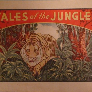 """""""Tales Of The Jungle"""" Advertisements For Alka- Seltzer & Dr. Miles Nervine - Advertising"""