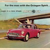 1967 - MG/MGB GT Sales Brochure
