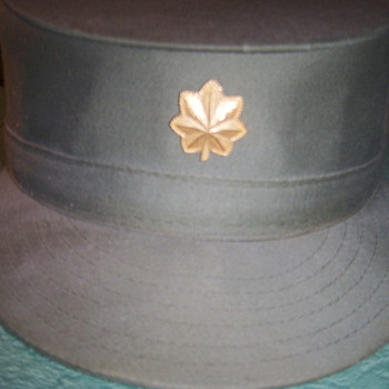 Military hat? - Military and Wartime