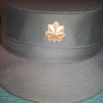 Military hat?