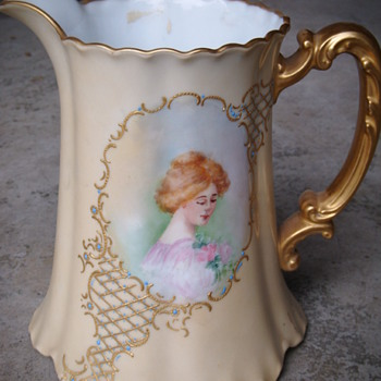 Haviland France Pitcher - China and Dinnerware