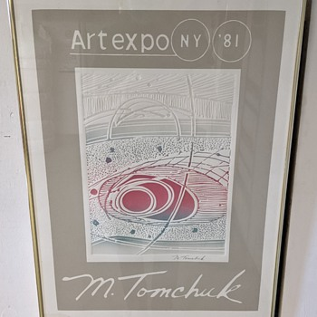 Marjorie Tomchuk art work. - Posters and Prints