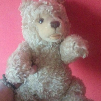 My favorite Steiff teddy