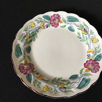 Antique plate  - China and Dinnerware