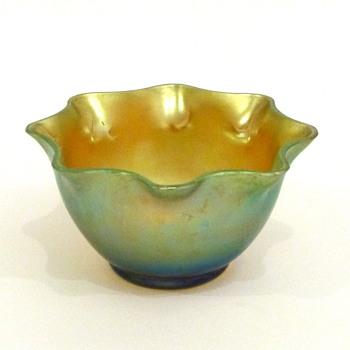 WMF Myra bowl - Art Glass